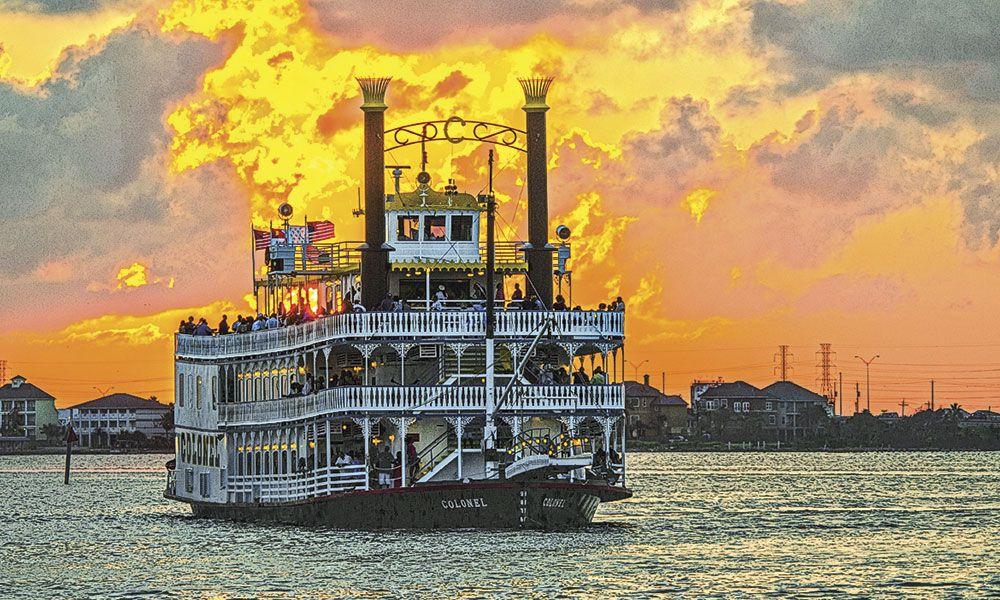 Bayou City True West