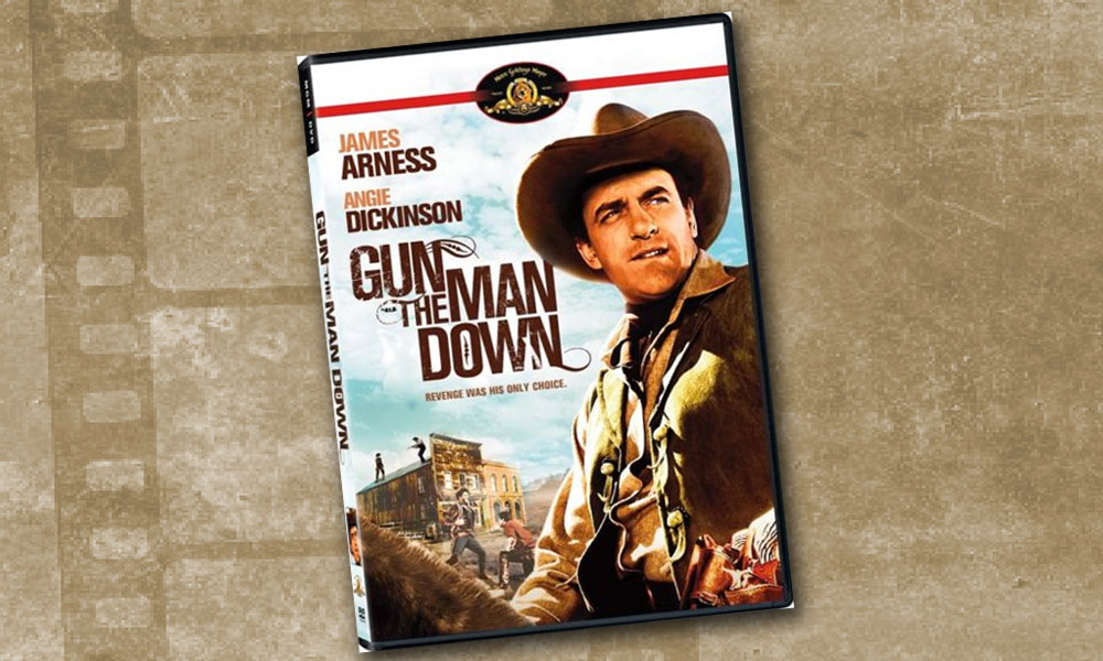 Gun Man Down True West DVD Review