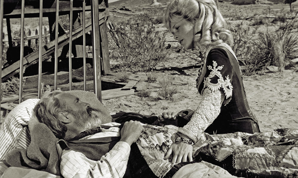 Sam Peckinpah Western Films True West