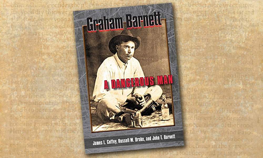Graham Barnett A Dangerous Man True West