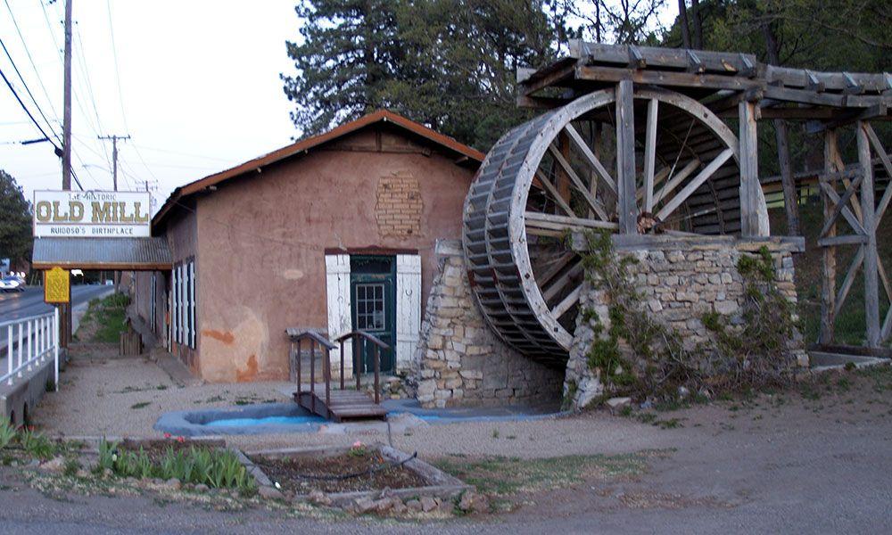 Old Dowlin Mill, 2012 true west