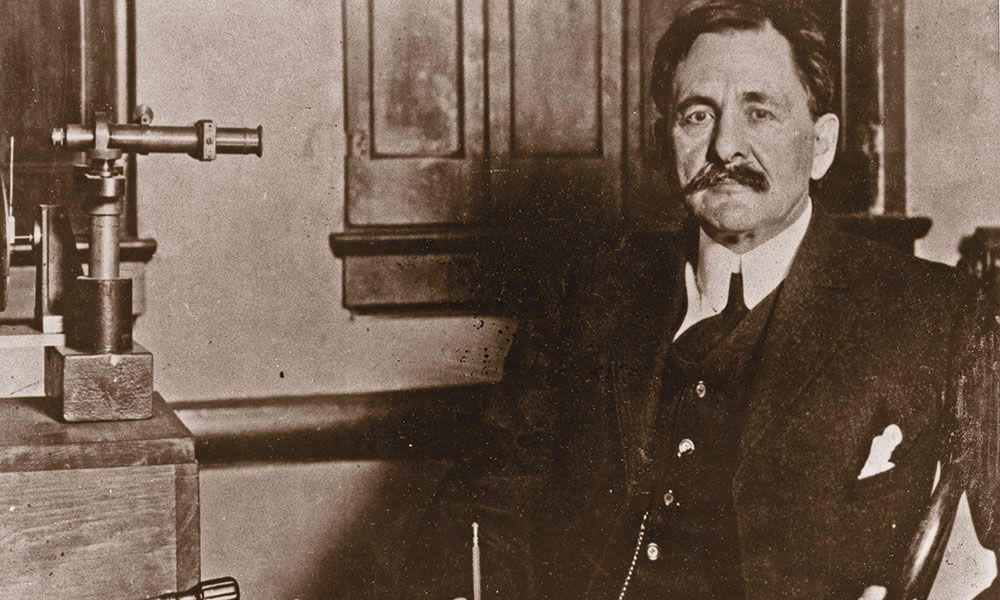 Albert Michelson California Gold Rush Nobel Prize True West