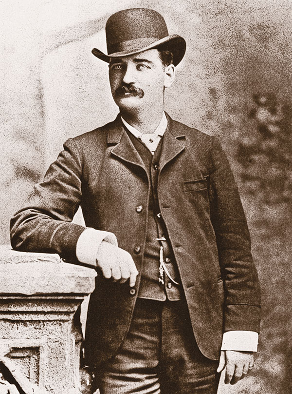 ask the marshall true west Bat Masterson Denver Election