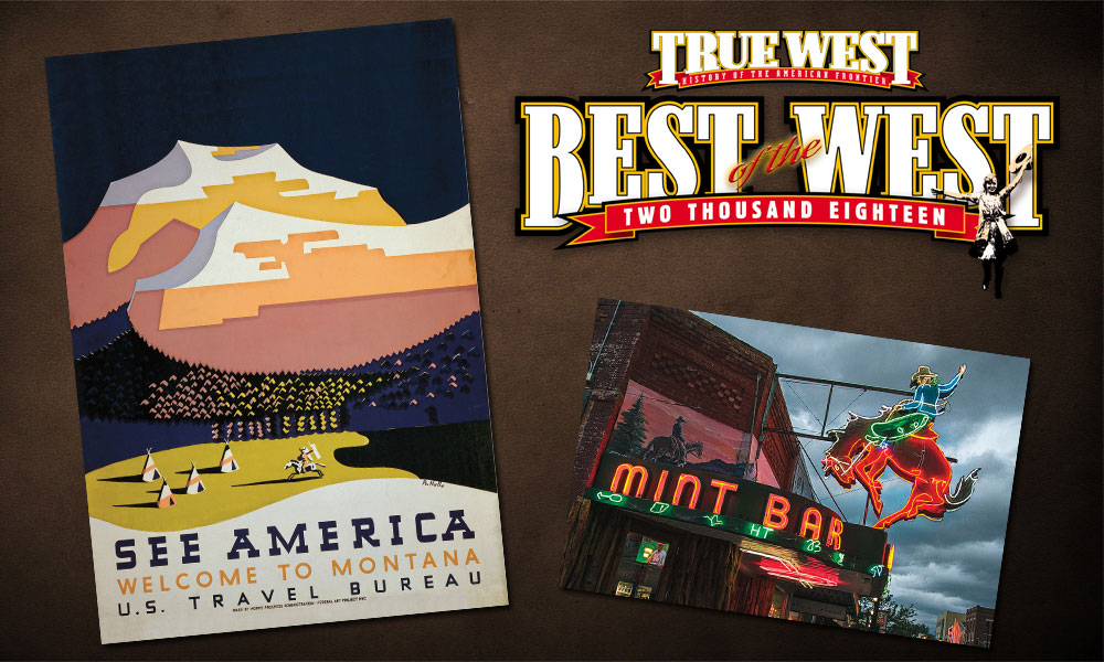 Heritage Travel Best Of The West 2017 True West