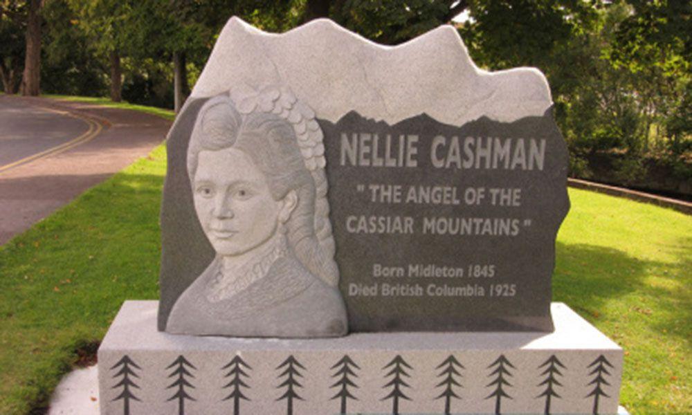 Nellie Cashman Monument True West