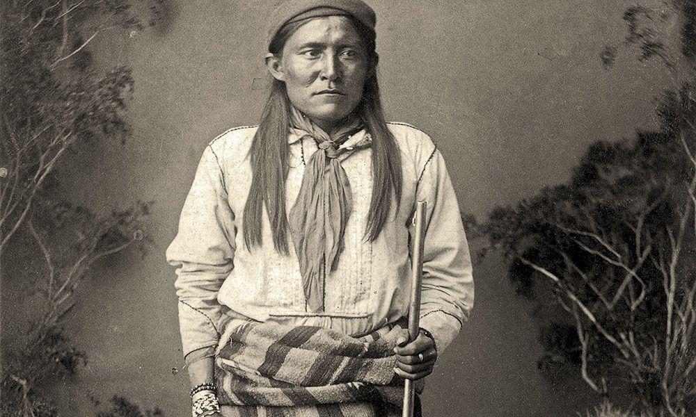 Apache Traitor Hero Chatto Geronimo True West