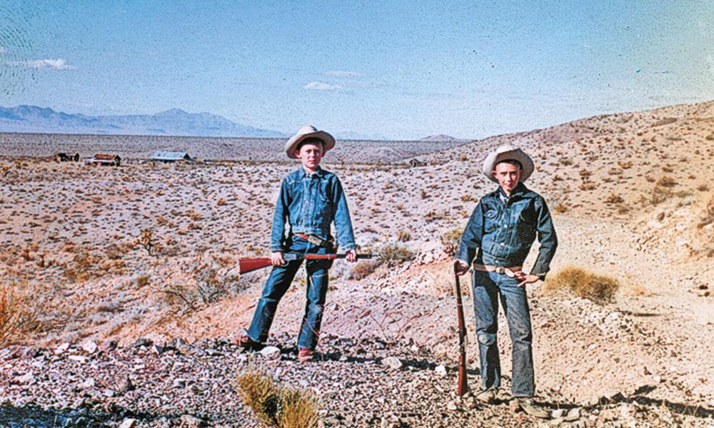 Dan Harshberger History Art Director True West