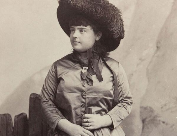 Lillian Smith True West
