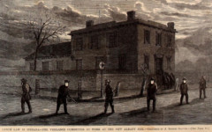 New Albany, Indiana Jail True West
