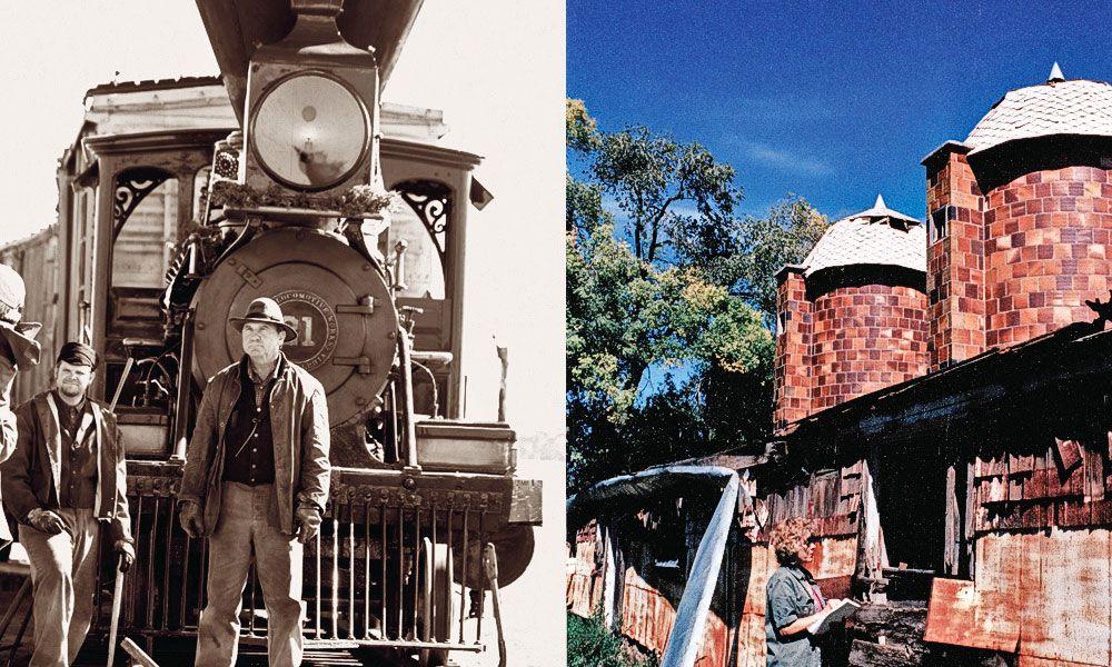 Old West Saviors Train True West