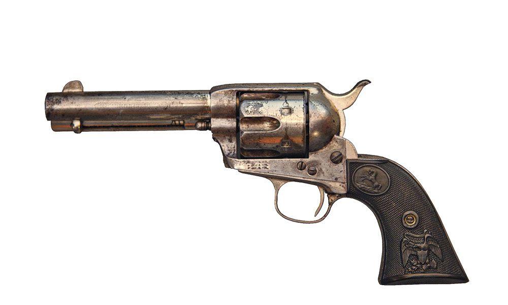 Colt Firearm True West