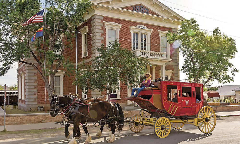 travel legends top 10 towns True West