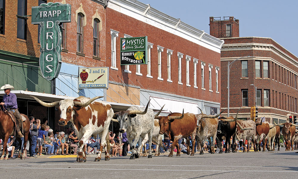 travel legends top 10 towns True West