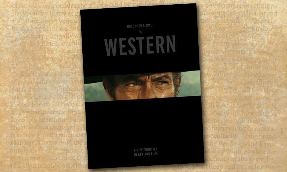 Canvas Art Film Western True West