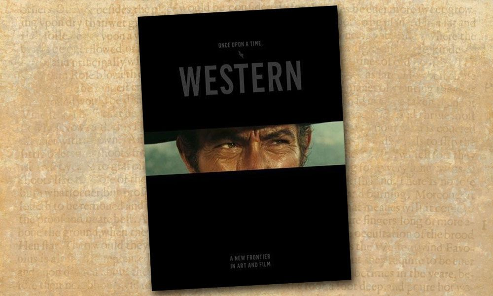 Canvas Art Film Western True West