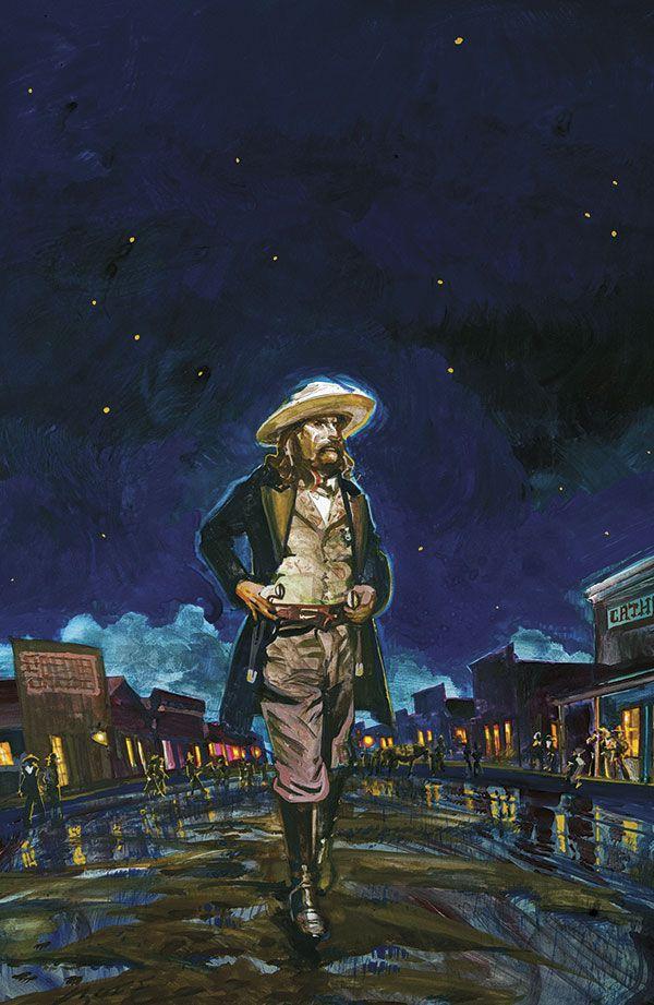 Wild Bill Hickok True West