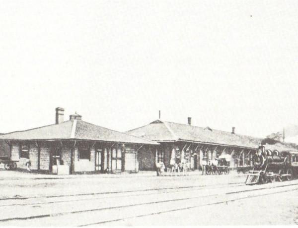 Benson Station, Arizona True West