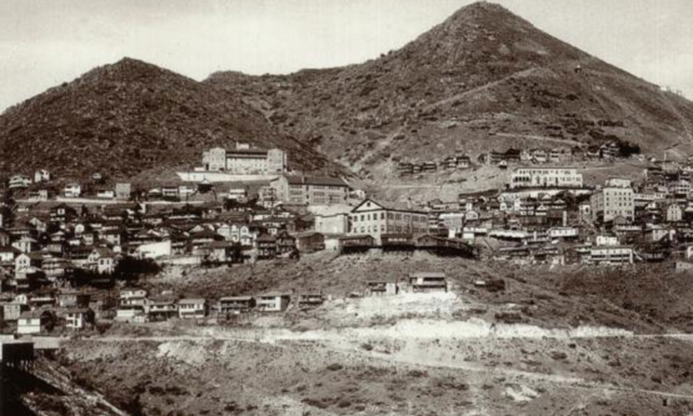 Jerome, Arizona 1927 True West