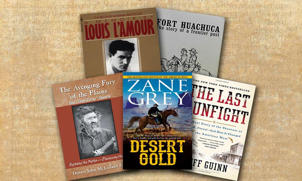 Orin Vaughn Western Library True West Magazine Western Novels Western Books