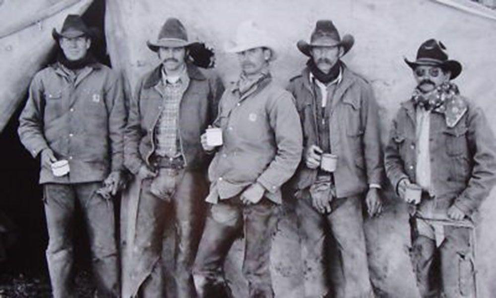 ORO Cowboys by Jay Dusard True West