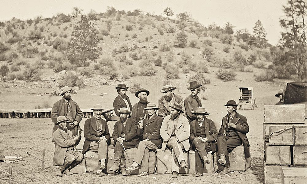 Camp Verde Military Band True West