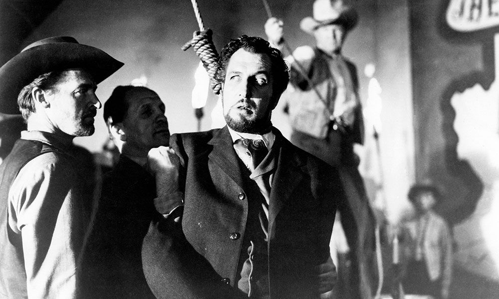 vincent price in the baron of arizona true west