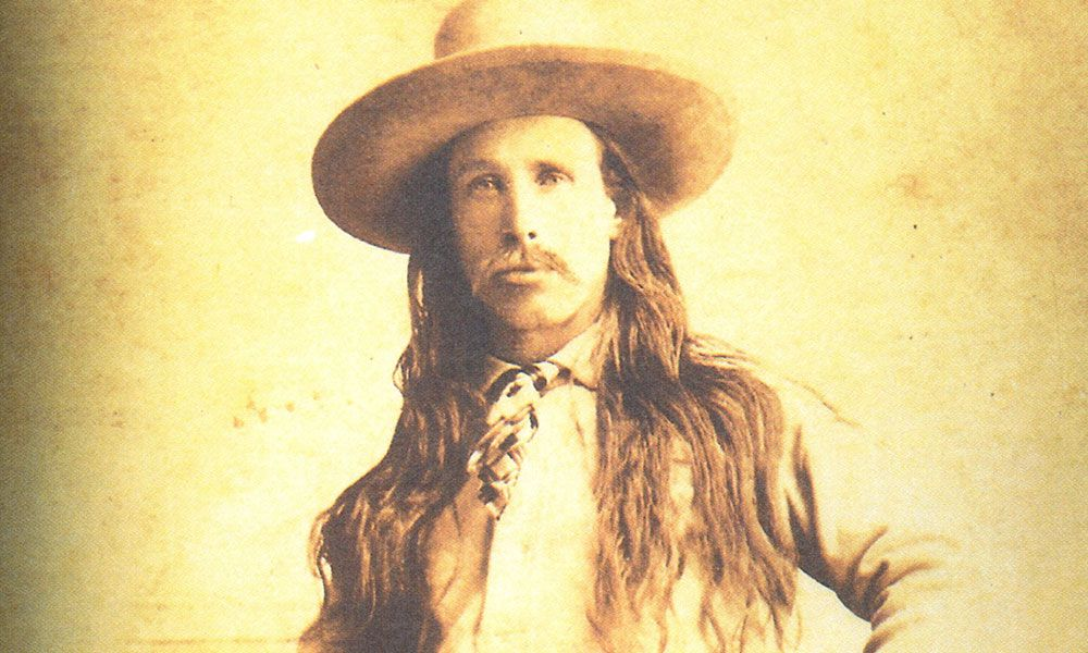 Sheriff commodore perry owens True West