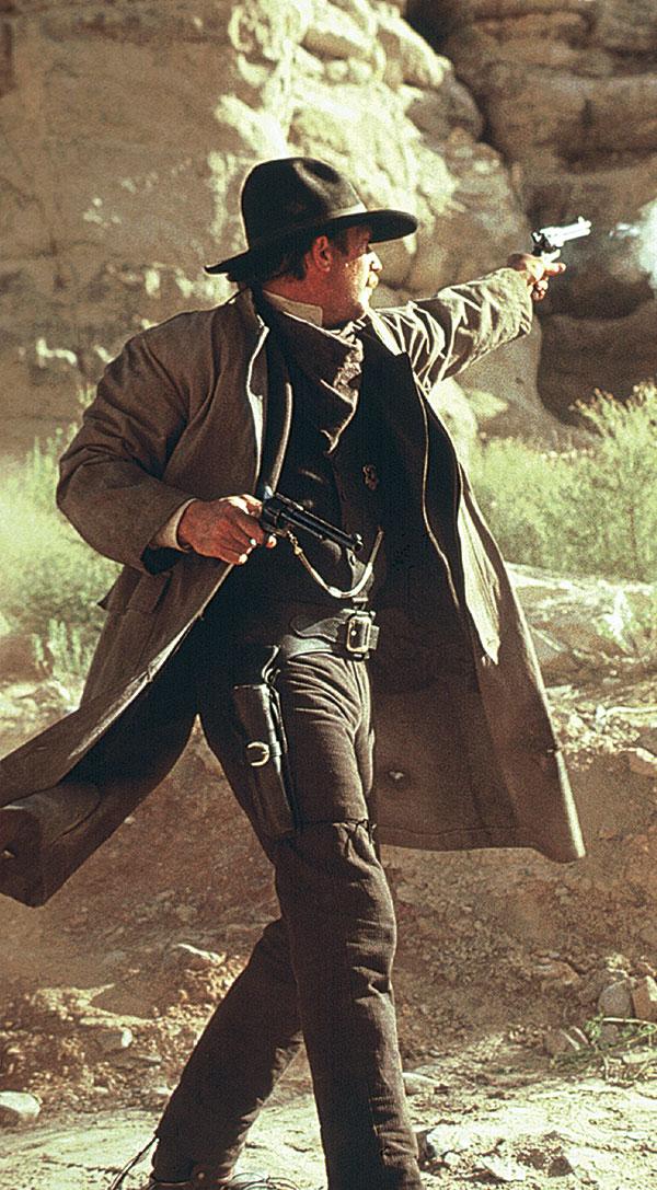 buscadero Wyatt Earp western film true west magazine