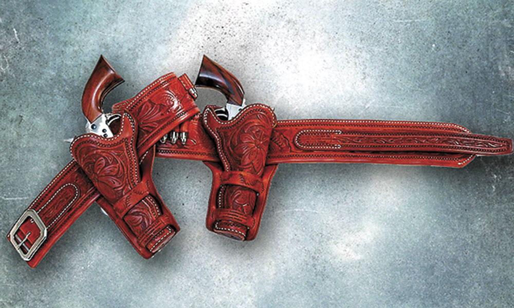 El Paso Saddlery Gunleather True West Magazine
