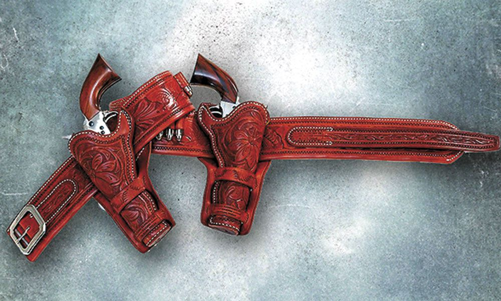 El Paso Saddlery Gunleather True West Magazine