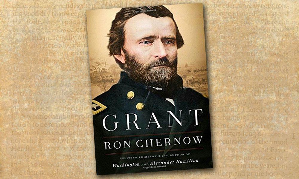 Civil War General Ulysses S. Grant Western Book Western Novel True West Magazine