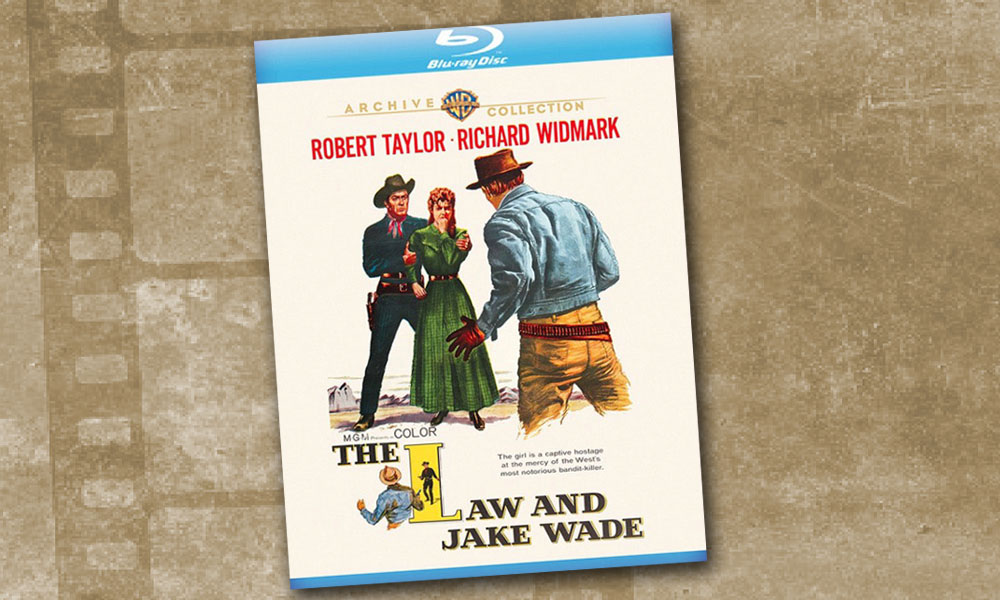 DVD Review The Law And Jake Wade True West
