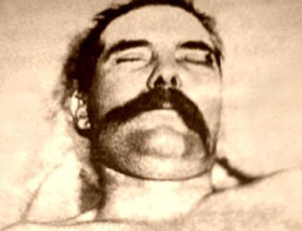 John Wesley Hardin postmortem True West
