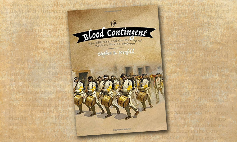 Western Books Blood Contingent Mexican Army True West