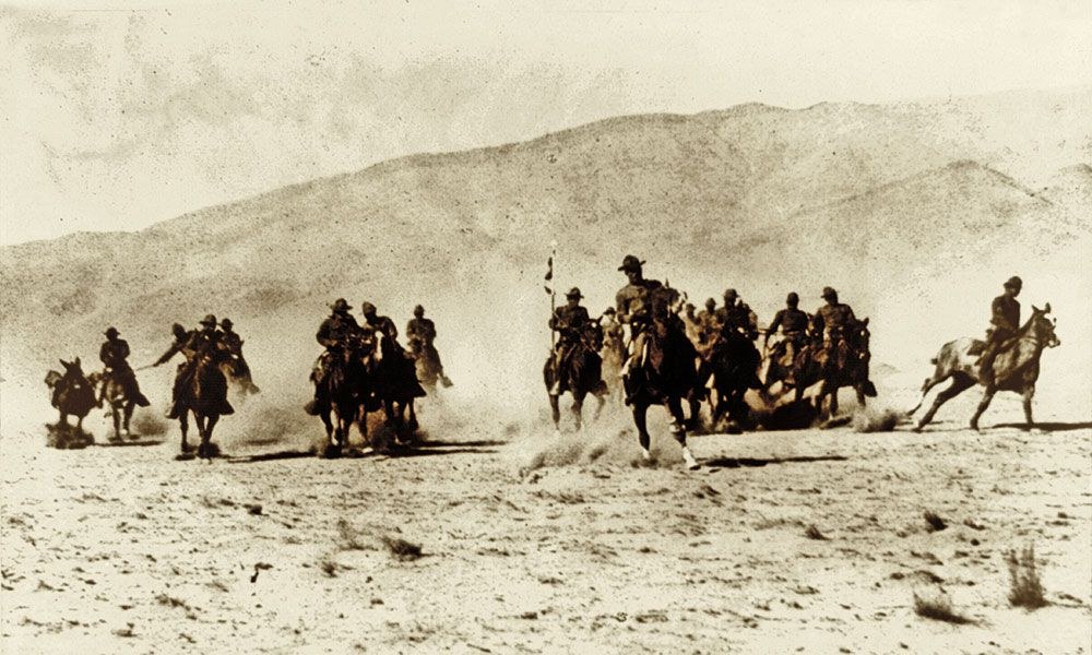 Pancho Villa's Punitive Expedition Ask The Marshall Trimble True West Magazine