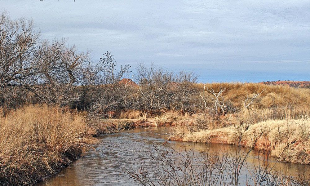 Southern Plains Indian Wars Blood Fighting True West