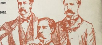 """""""The Earp Brothers of Tombstone: The Sotry of Mrs. Virgil Earp"""" by Frank Waters"""