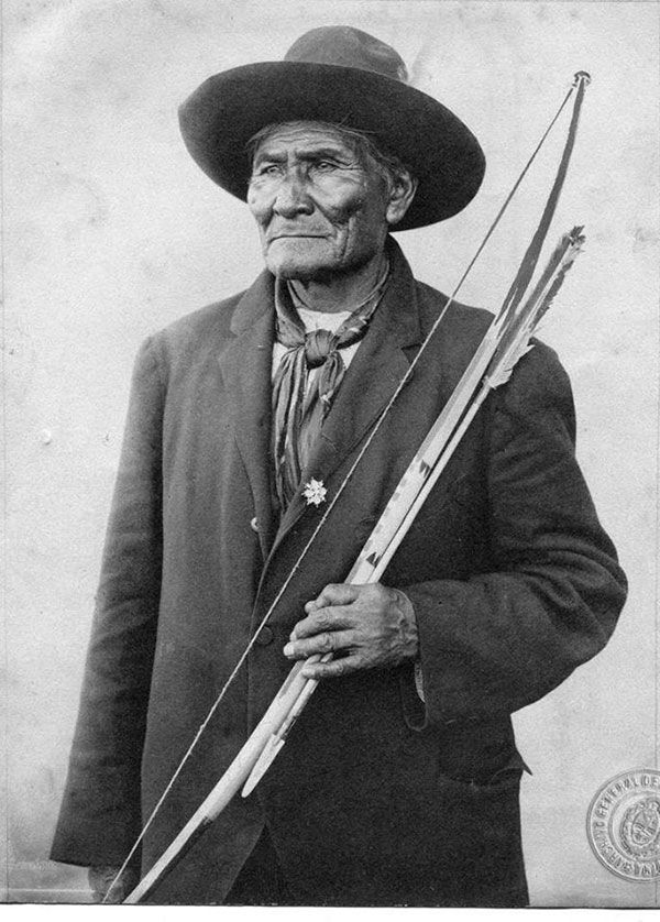 Geronimo 1913 True West