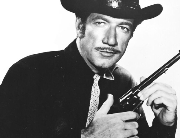 Richard Boone as Paladin True West