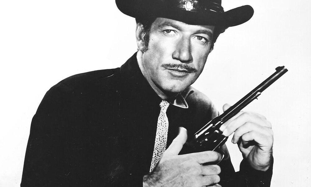 Richard Boone as Paladin True West