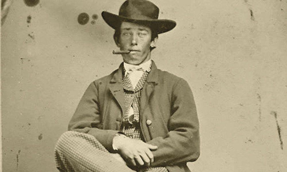 Billy the Kid True West