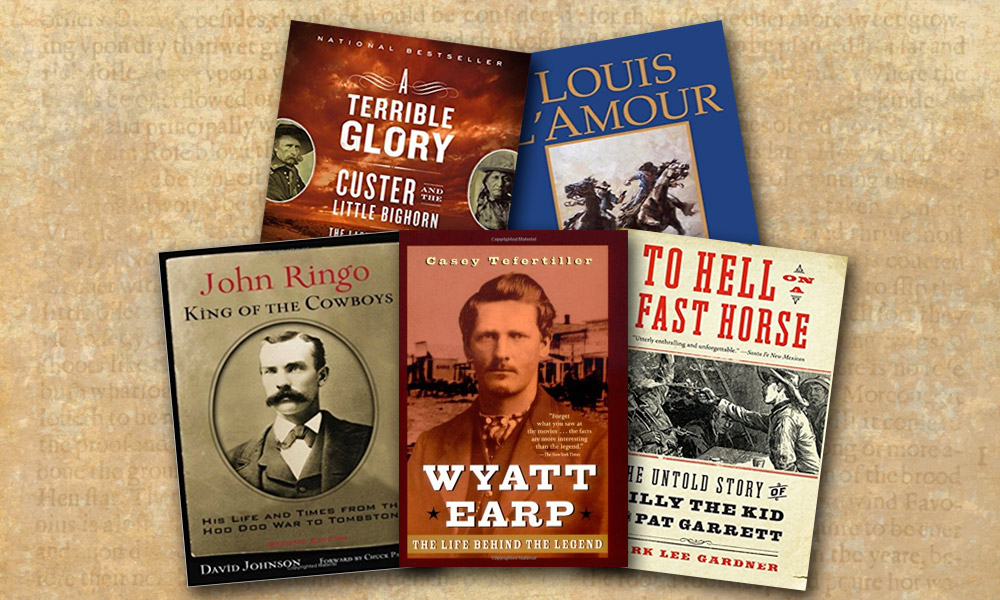 Kevin Hogge True West Western Library Novels