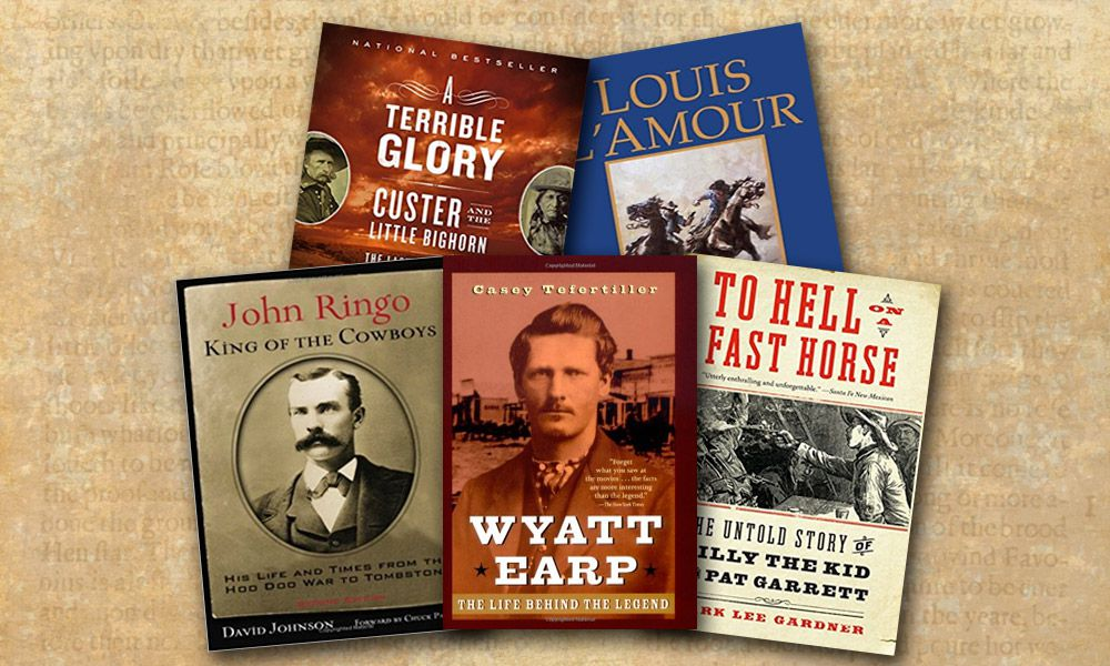 Kevin Hogge True West Western Library Novels