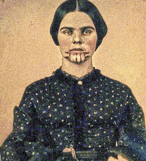 Olive Oatman True West Magazine