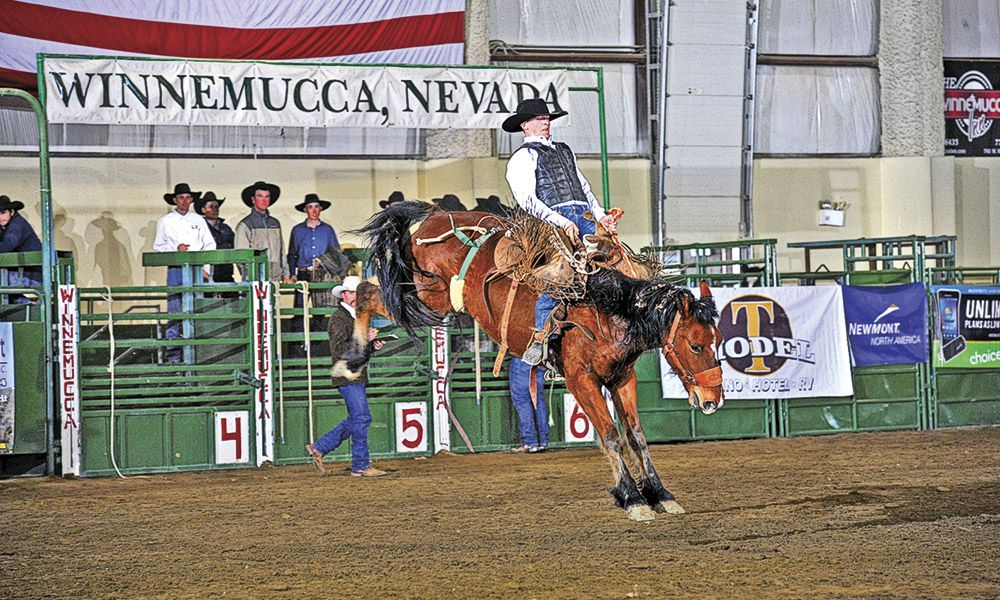Western Events 2018 True West Ranch Hand Rodeo