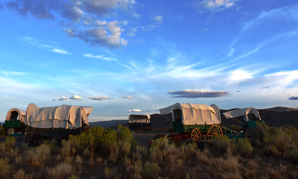 Eastern Oregon 175th Anniversary of the Oregon Trail