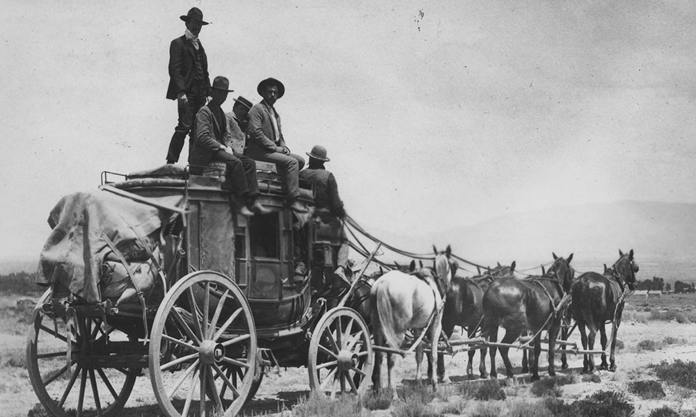 stagecoach travel true west