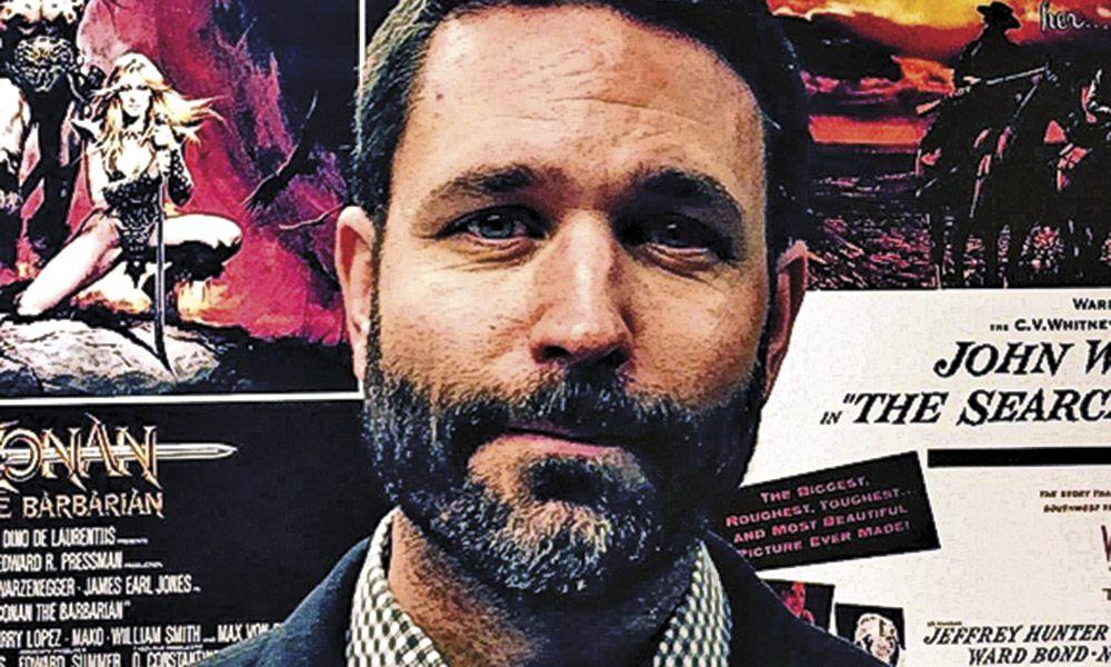 Andrew Patrick Nelson Western Film Historian Novels True West Magazine