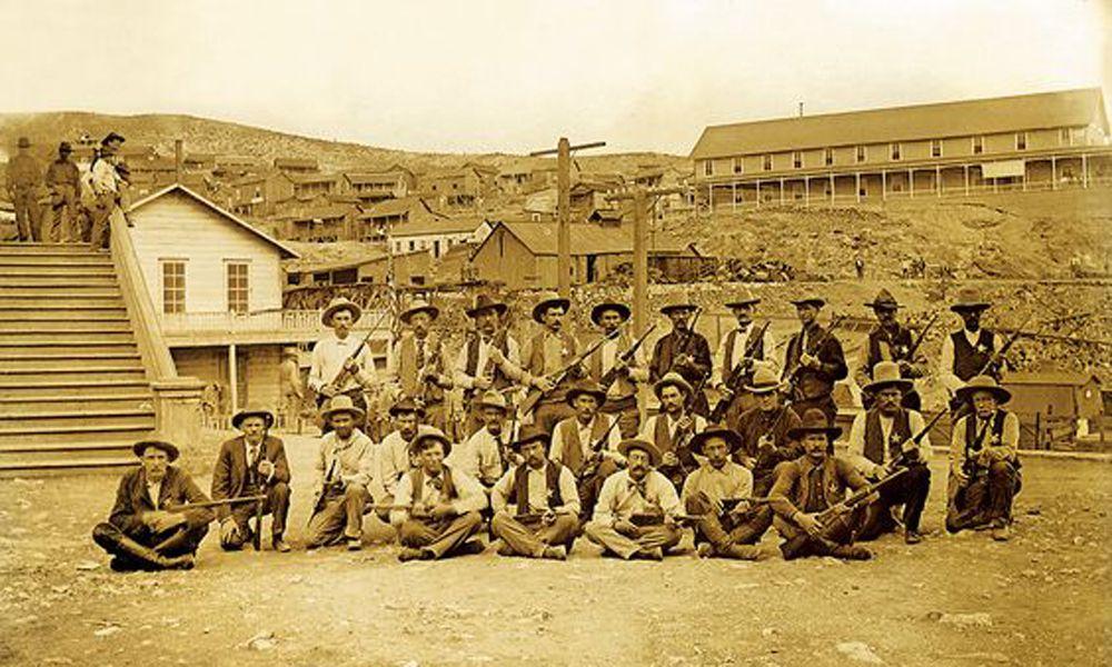 Old West Arizona Rangers