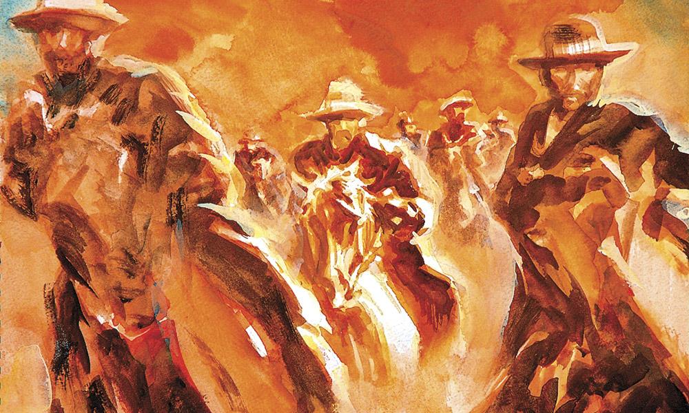 Vendetta Ride Myths Wyatt Earp True West Magazine